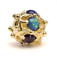 Trollbeads Gold and Stones