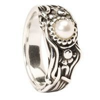 Trollbeads r1103-xx - Jugend Peark ring